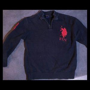 Polo Ralph Lauren boys sweater sz 5/6